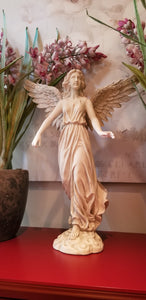 medium angel statue for sale
