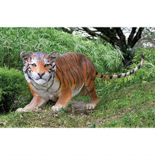Load image into Gallery viewer, large bengal tiger statue