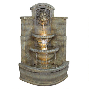 stunning corner fountain for sale