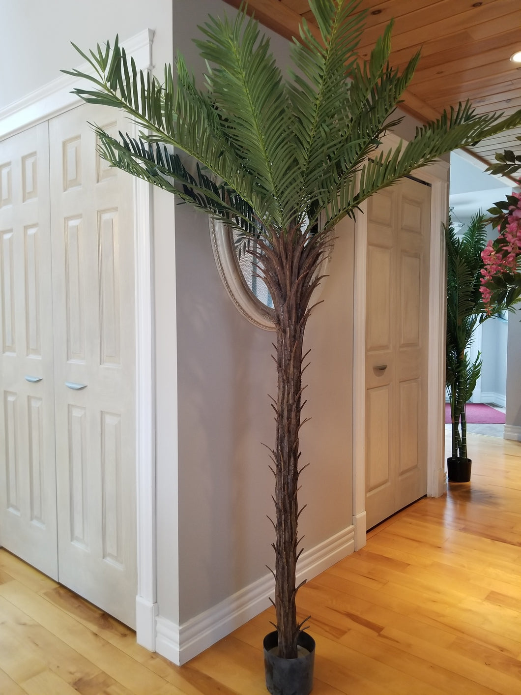 7 foot cycas palm artificial tree for sale