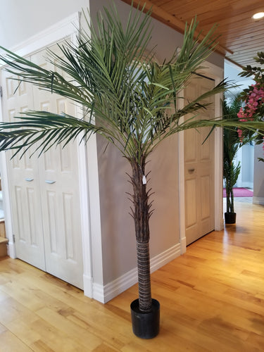 6 foot robellini palm artificial tree for sale