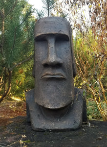 extra large easter island statue for sale