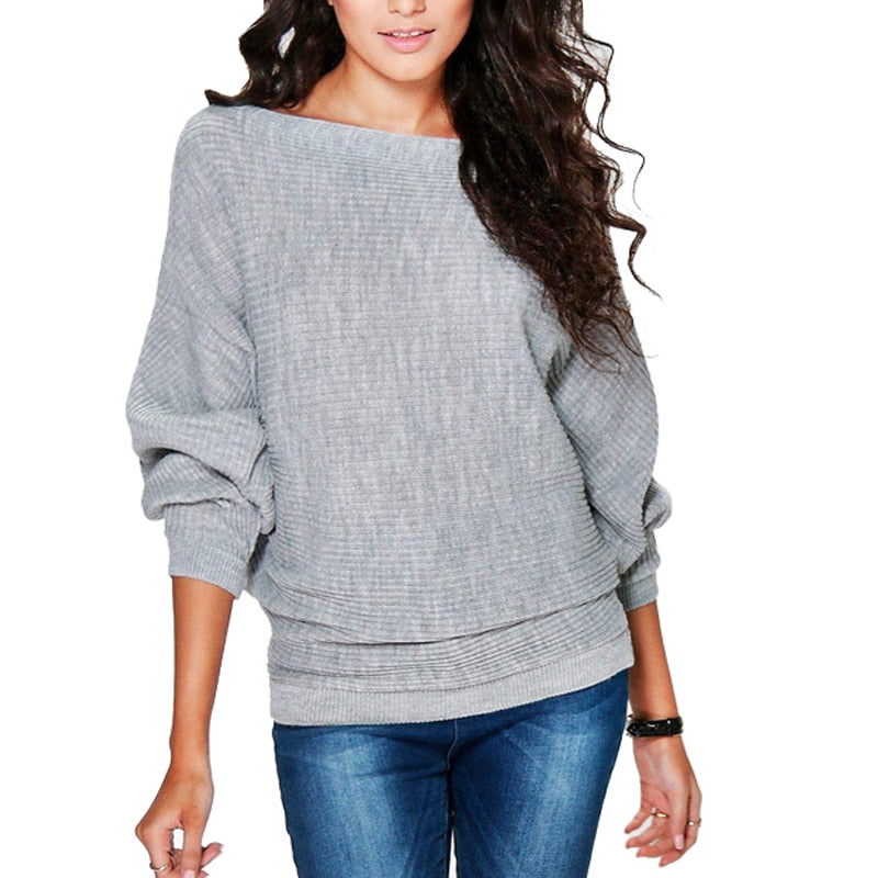 Knitted Casual Oversize Sweater
