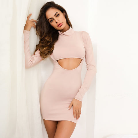Long Sleeve V-Neck With Belt