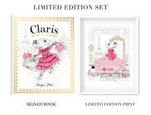 Claris the Chicest Mouse in Paris - Book Set