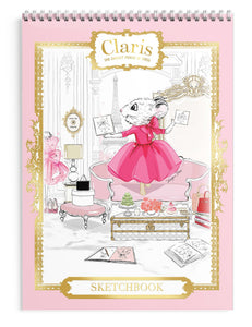 Claris Sketchbook Set