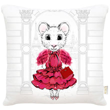 Cushion - Fabulous in Fuschia