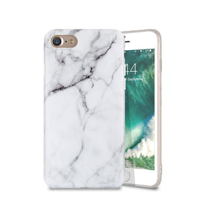 Marble Patterned iPhone Cases
