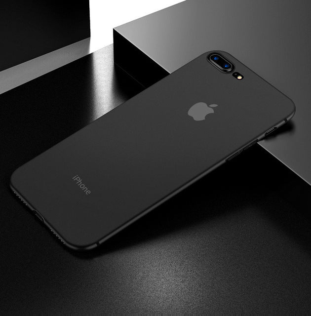 Ultra Thin & Clean Case For iPhone