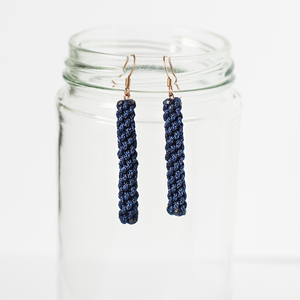 Bar of Courage Earrings