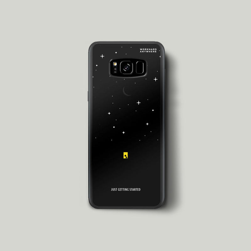 Just Getting Started Samsung Case