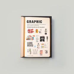 Graphic: Inside the Sketchbooks of the World's Great Graphic Designers