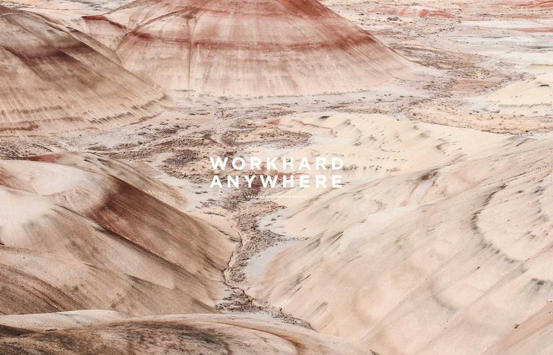 Painted Hills Wallpaper