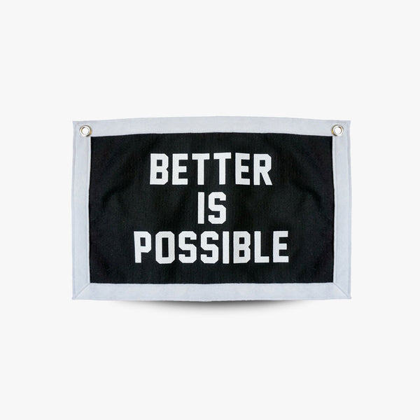 Better is Possible