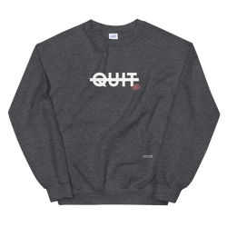 Don't Quick Crew Sweater