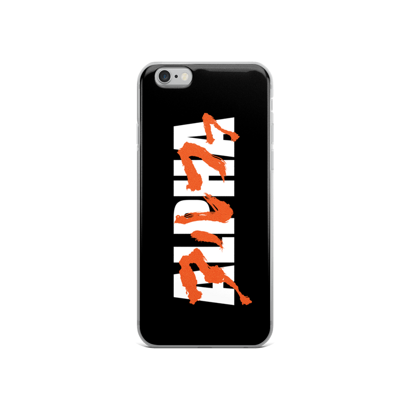 Alpha Phone Case
