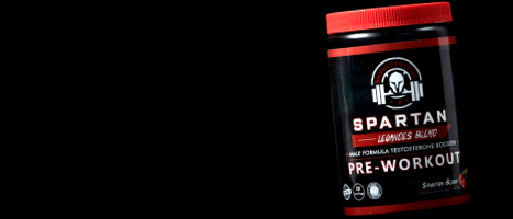 Check out our Spartan Supplements such as the Leonidas Blend Pre-Workout
