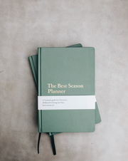 The Best Season Planner - Annual Pack (4 Planners)