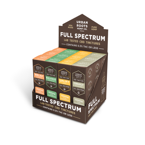 Full Spectrum Tincture 12-Pack