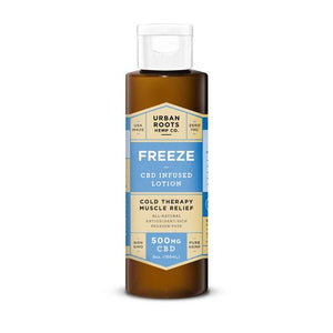 Urban Roots Freeze Cream