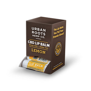 Urban Roots Lemon Lip Balm