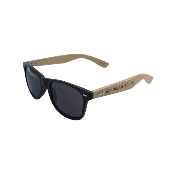 Urban Roots Bamboo Sunglasses