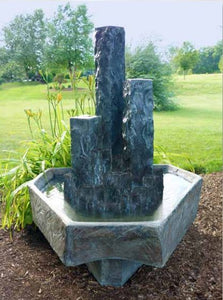 Henri Studio Basalt Pondless Fountain