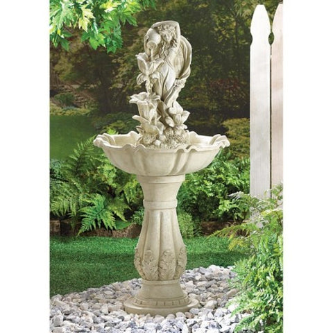 Fairy Maid Fountain