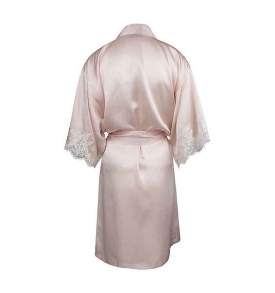 Splendeur Silk Robe