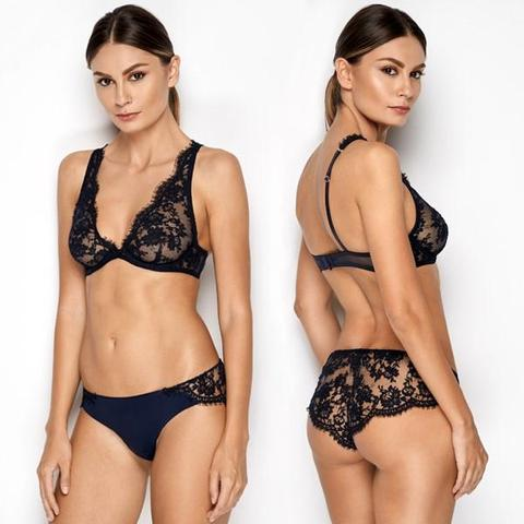 Luxury Lace Thong