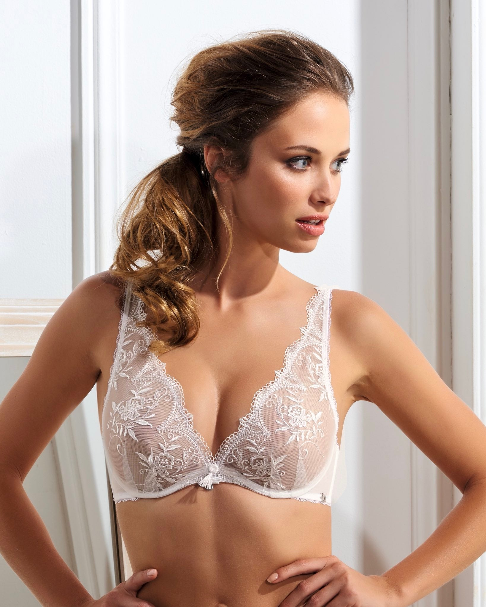 Cravache Triangle Bra