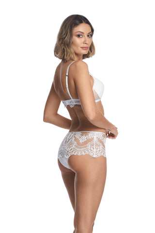 Embroidered Hi Brief