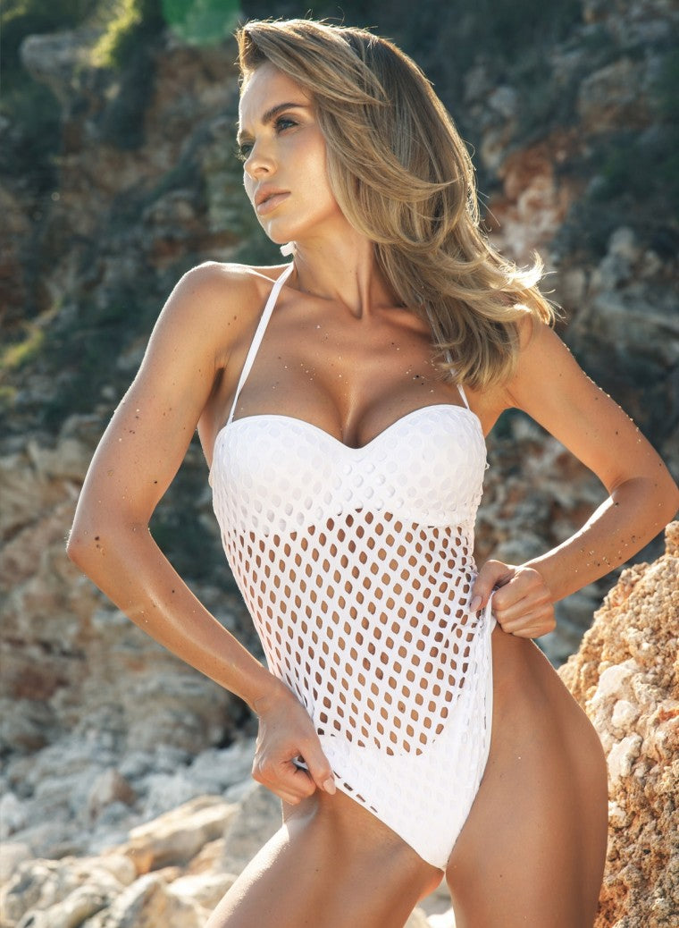 Padd Halter One Pc Suit