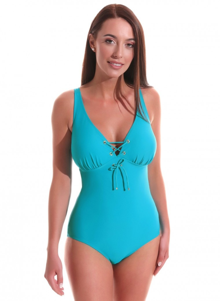 Dakkar Lace Up 1pc Swim