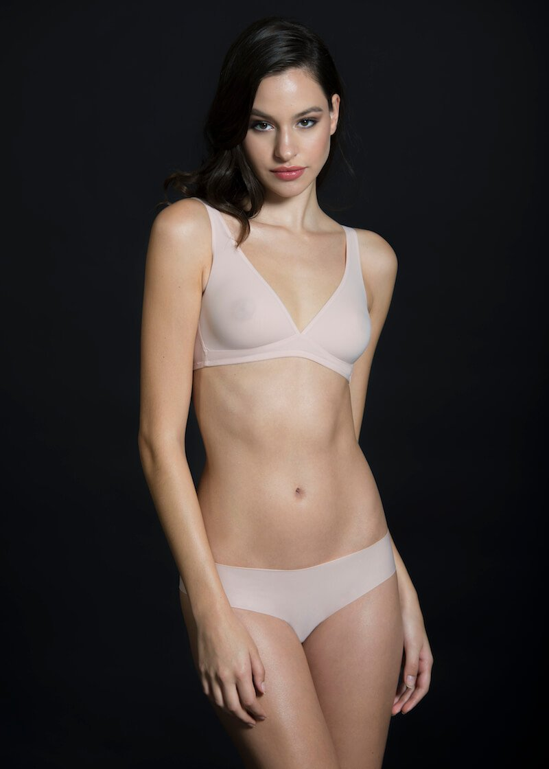Piuma Soft Support Wireless Bra