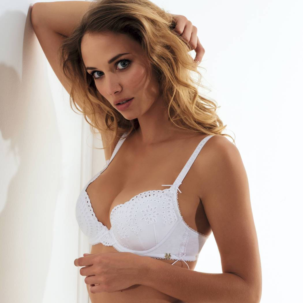 Cotton Padded Bra