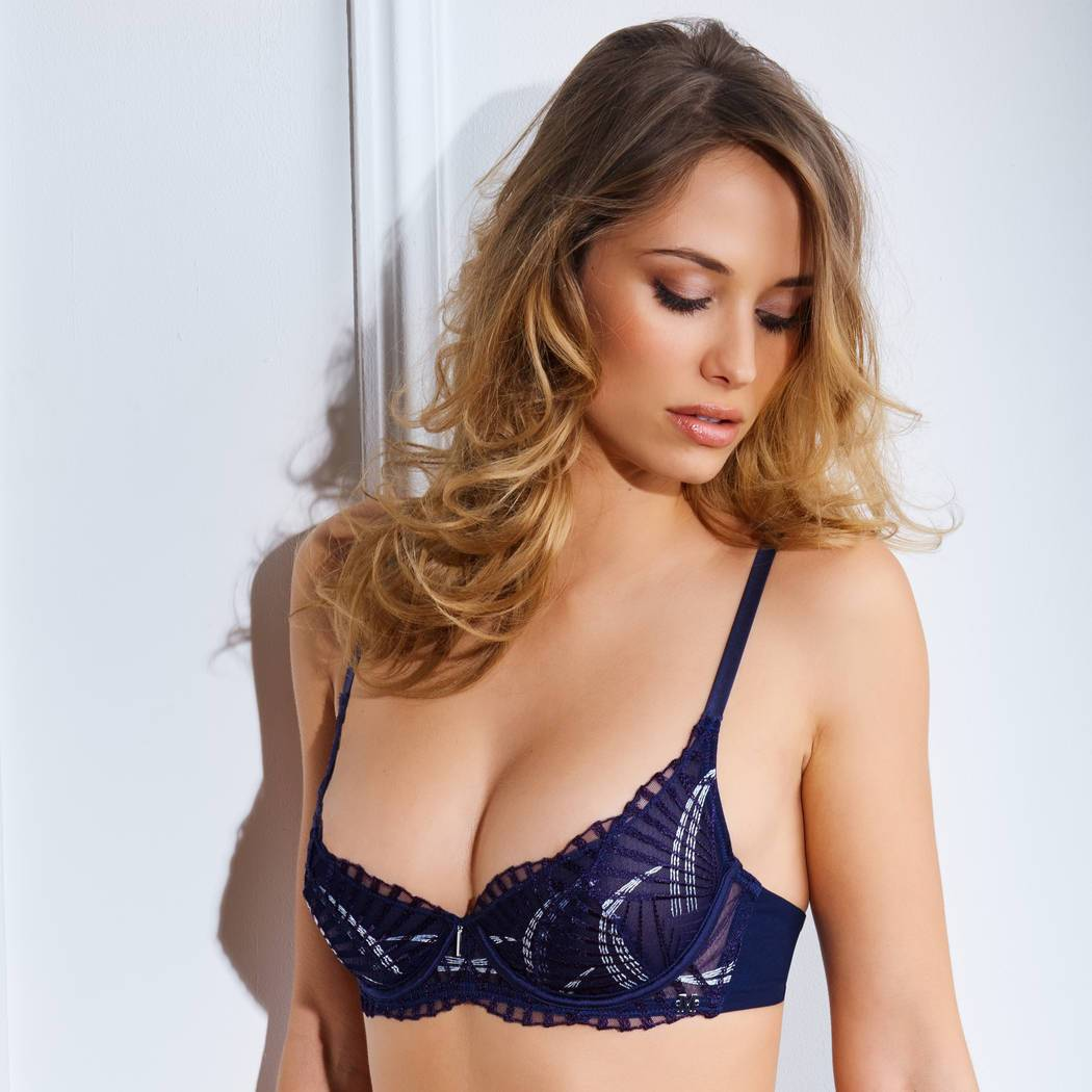 Luna Push Up Bra