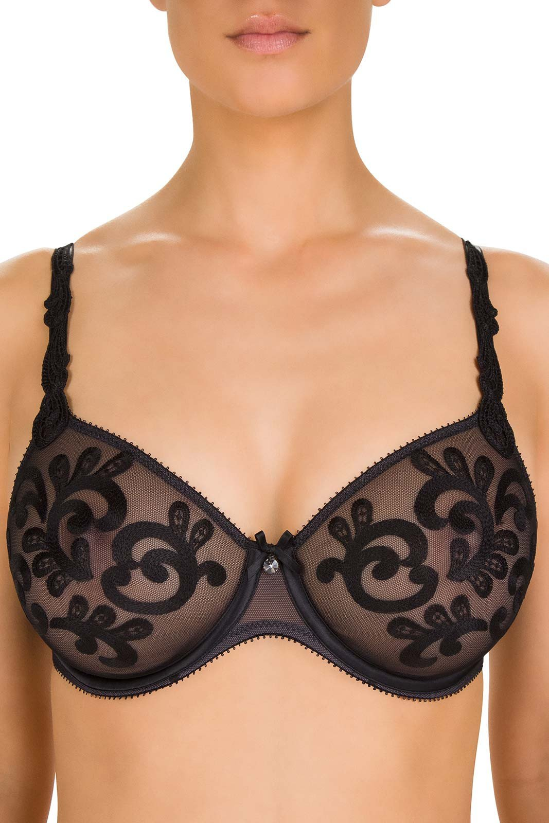 Sparkle Molded Smooth Bra