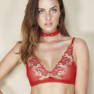 Valerie Triangle Wireles Bra