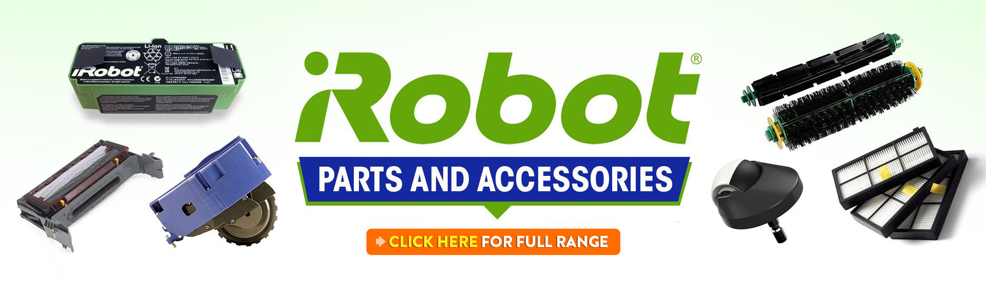 iRobot Roomba Parts Accessories Filters Brushes Batteries
