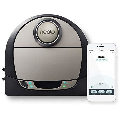 Neato Botvac D7 Connected Robotic Vacuum Cleaner - Robot Specialist