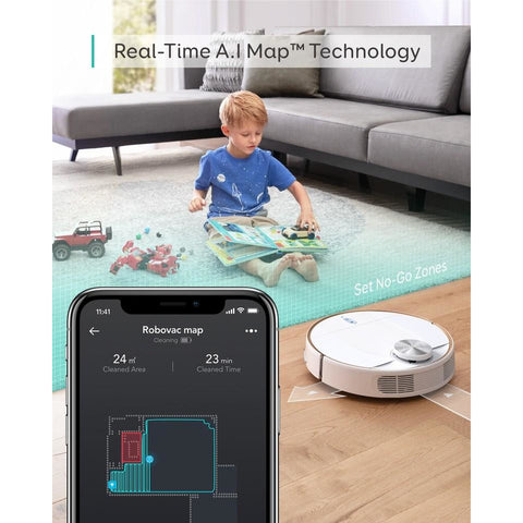 Eufy RoboVac L70 Hybrid - BFCM Deal FREE $149 SERVICE - Robot Specialist