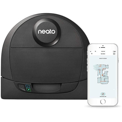 Neato Botvac D4 Connected Robotic Vacuum Cleaner (Free $149 Robot Service included) - Robot Specialist