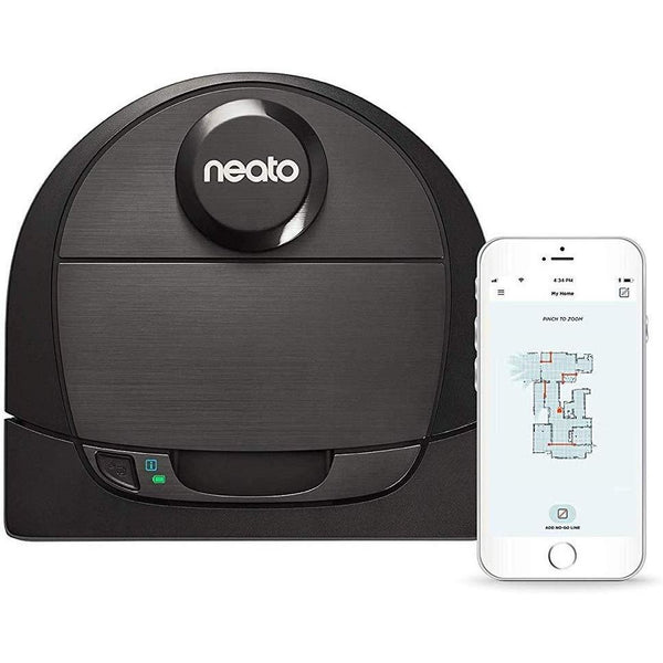 Neato Botvac D6 Connected Robotic Vacuum Cleaner - Robot Specialist
