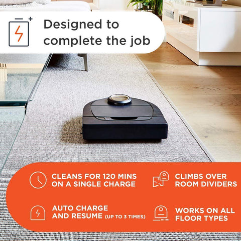 Neato Botvac D7 Connected Robotic Vacuum Cleaner (Free $149 Robot Service included) - Robot Specialist