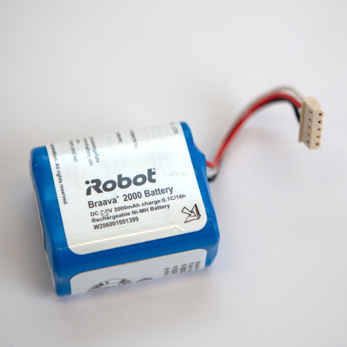 IRobot Braava 380t Replacement Battery - Robot Specialist