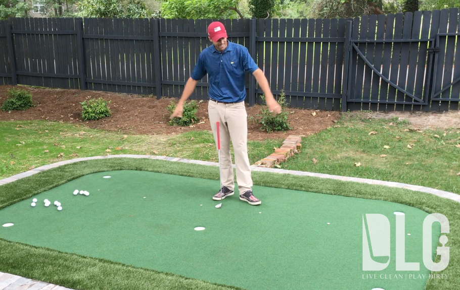 DLG Performance Center | Putting Drill Series: Ladder Drill
