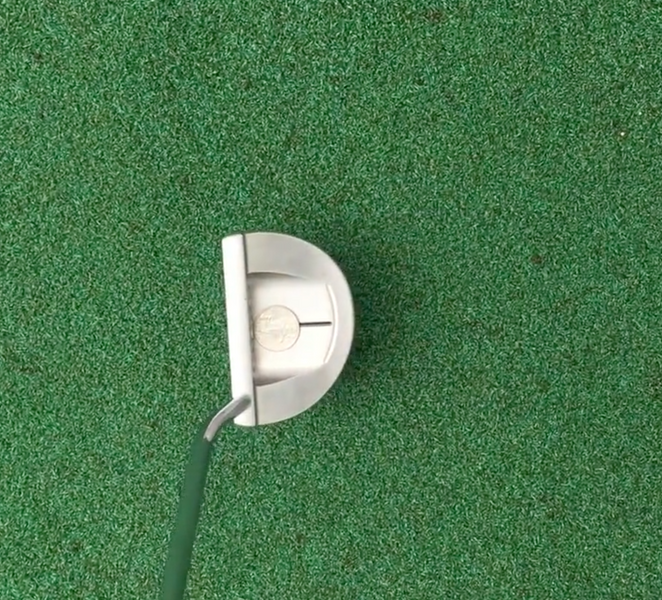 DLG Performance Center | Putting Drill Series | Quarter Drill