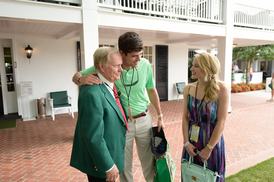 AUGUSTA NATIONAL – HOW TO GET A SEAT ON 18, AND HOW I MET JACK NICKLAUS