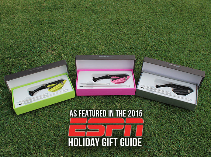 ESPN Holiday Gift Guide Best Gifts for a Golfer 2015